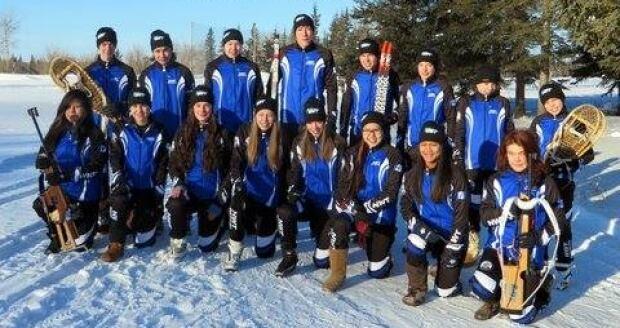 N.W.T. Biathlon team