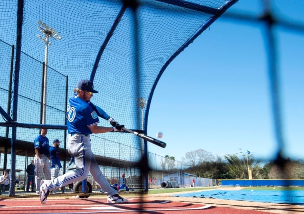 BBA Spring Training Blue Jays 20160228