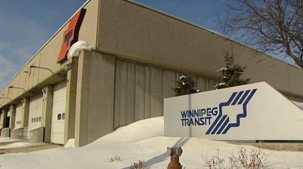 Winnipeg Transit garage