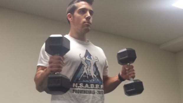 There may not be a lot of research on fitness apps and wearable devices but Alex Millette said he can see how his body has changed since he started using one.