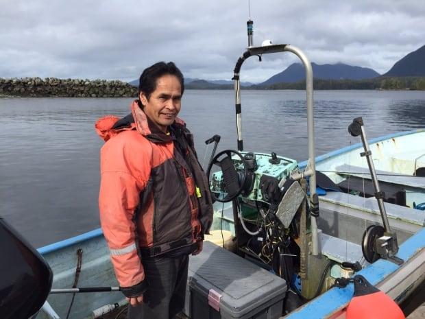 Joe Martin, Tla-o-qui-aht boat operator