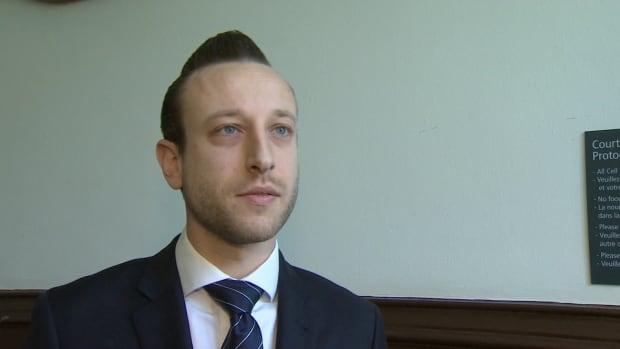 Crown prosecutor Jonathan Langlois-Sadubin