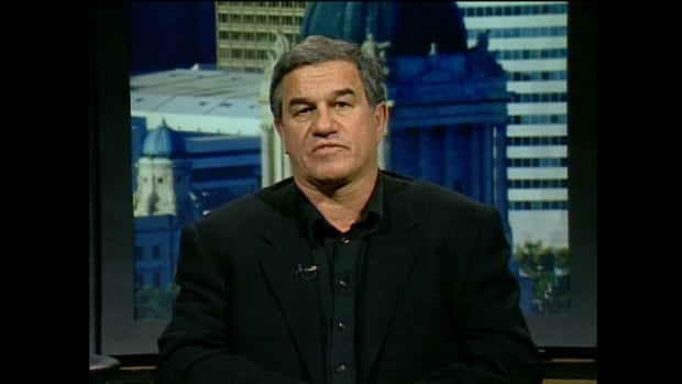 Paul Chartrand was one of the original commissioners of the Royal Commission on Aboriginal Peoples. Photo: Still from Home and Native Land, CBC, 1999.