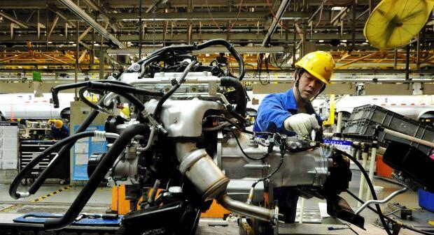 CHINA-ECONOMY/PMI
