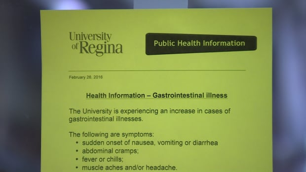 The university says it has 64 confirmed cases of the norovirus on campus.