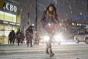 Toronto snow storm March 1