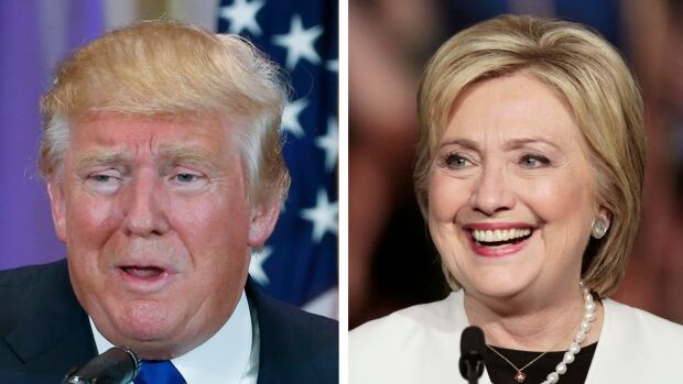 U.S. Republican front-runner Donald Trump and Democratic pace-setter Hillary Clinton on Tuesday laid out their strategies for fighting ISIS.