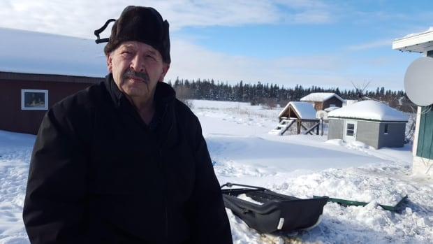 Dan Marion, a former mayor of Rae, questions why Narcisse Chocolate was charged for selling fish that he caught on his traditional lands. 'I do believe there has to be something in place, but somehow there's something lacking' between governments.