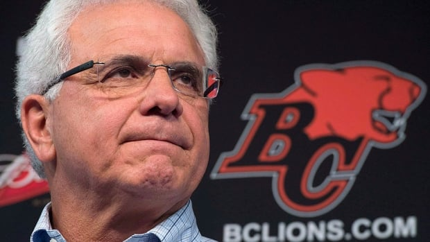 Lions head coach and general manager Wally Buono will return to the sideline to start the 2016 CFL season after extending his deal through 2018. Buono, who gave up coaching duties after the 2011 campaign, is the CFL's all-time leader in coaching wins with 254 (101 with B.C.) and was inducted into the Canadian Football Hall of Fame in 2014.