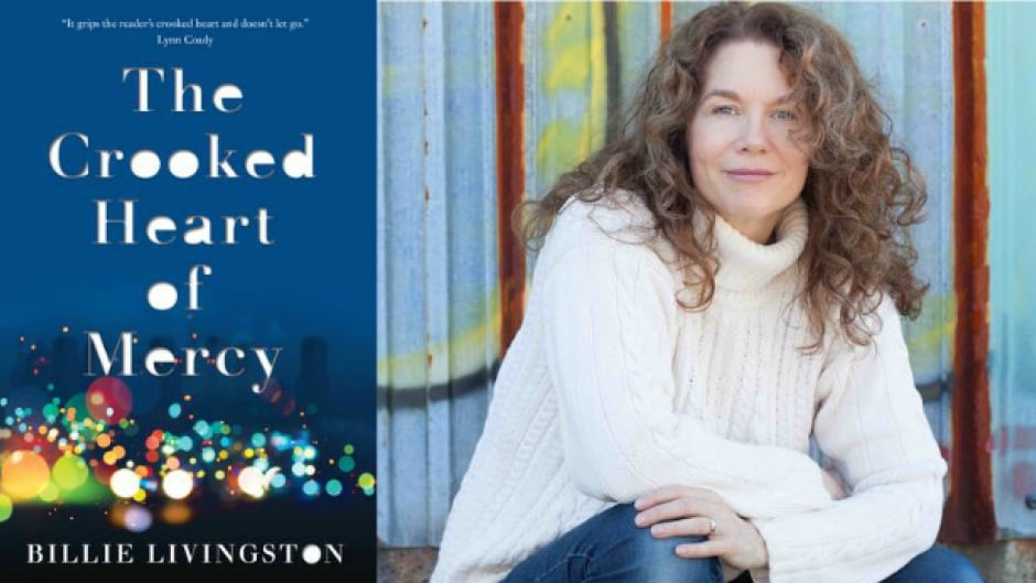 Billie Livingston's new novel, The Crooked Heart of Mercy, follows a young couple who are struggling after the death of their young son.
