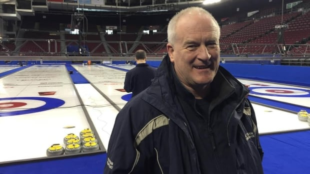 Dave Merklinger -Chief Ice Technician