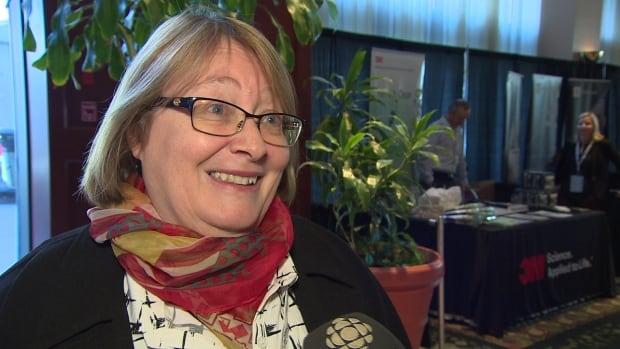 Deborah Bourden operates the Anchor Inn in Twillingate.