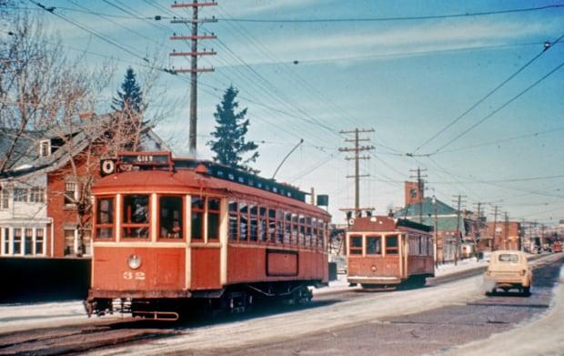 Ogden streetcars