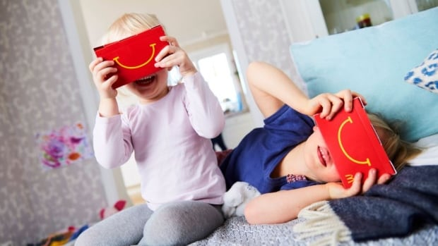 To celebrate the 30th anniversary of the Happy Meal in Sweden, McDonald's Sweden