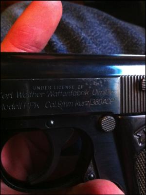 Millard hard drive gun