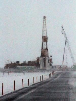 Alaska New Oil Field