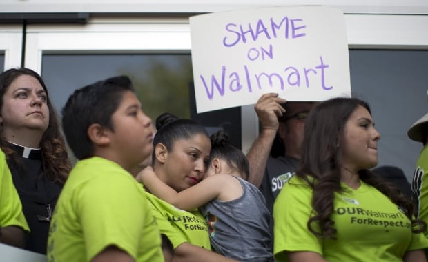 WAL MART STORES-NLRB/