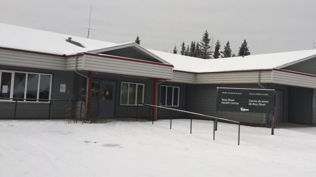 The community health centre in Ross River, one of 11 rural Yukon health centres that will be getting new phone systems.
