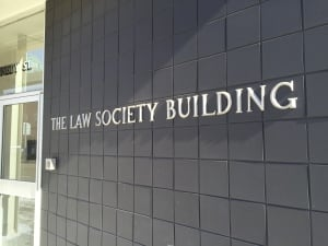 Law Society of Manitoba building