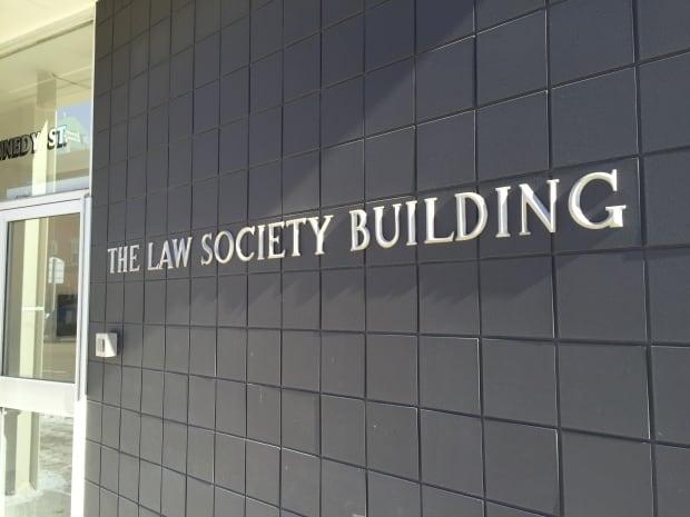 Law Society of Manitoba building