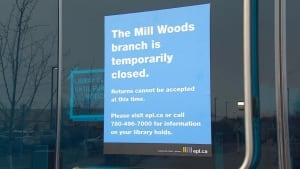 Mill Woods library