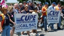 CUPE 543 CUPE 82