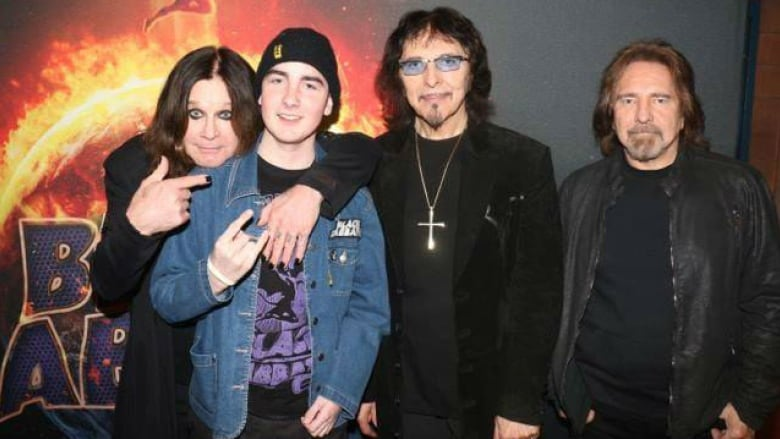 Black sabbath helps make pasadena teens wish come true cbc news jacob putt had his wish granted when he got to see black sabbath and also meet the band twitter m4hsunfo