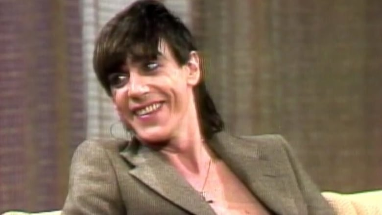 Iggy Pop on CBC 1977