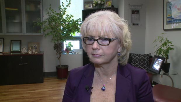 "Hôtel-Dieu Grace Healthcare CEO Janice Kaffer refers to hospital funding as a ""gift."""