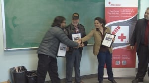 Canadian Red Cross Rescuer Awards