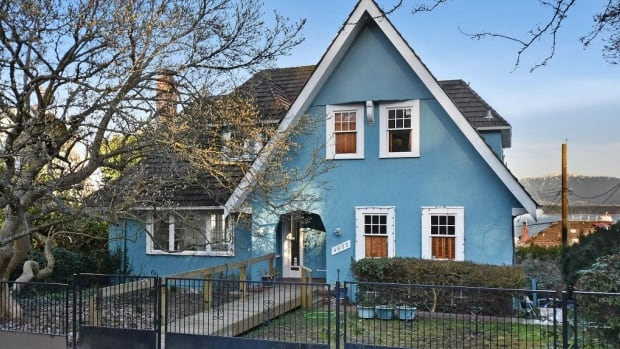 This Point Grey home sold for more than $1M over its asking price in February 2016.