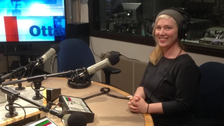 Andrea Simms-Karp has a new stage name, new album | CBC News