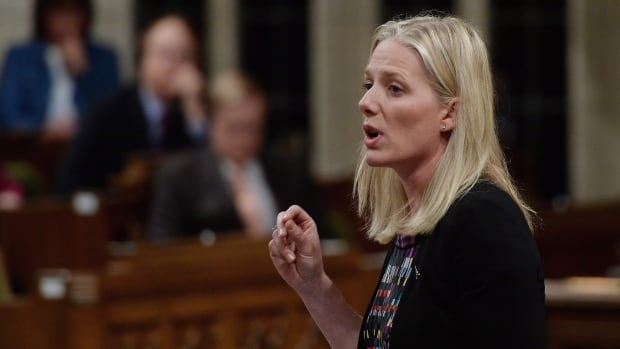 Minister of Environment and Climate Change Catherine McKenna says she will not rule out imposing a national price on carbon if the provinces do not move ahead with plans of their own.