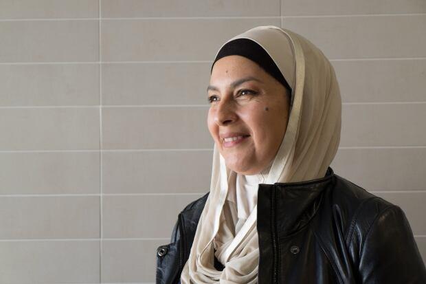 syria refugee buddy Mariela Barazi