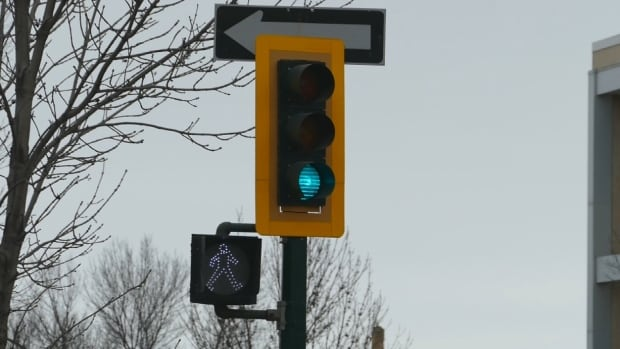 The City of Brandon is looking to retrofit intersections with audible pedestrian signals.