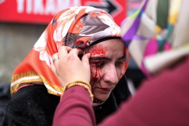 Turkey Newspaper Seized