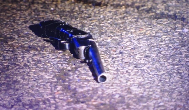 Gun in Etobicoke