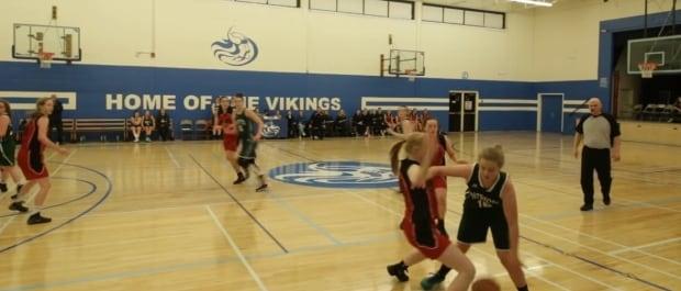 O'Donel Girls Basketball Team