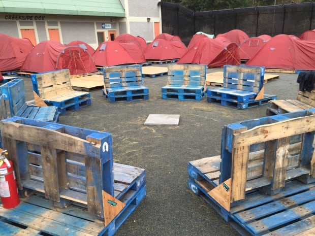 Fire pit at victoria youth detention centre turned homeless shelter