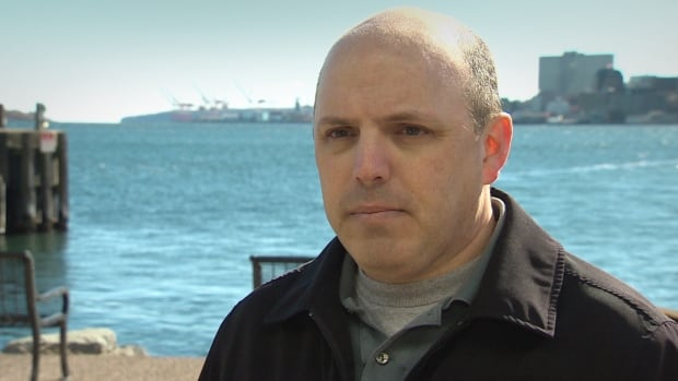 Retired sub-lieutenant Paul Ritchie is fighting the Canadian military in court, claiming he was discriminated against based on his sexual orientation.