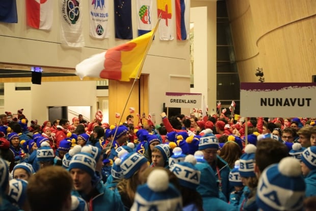 AWG 2016 opening ceremonies
