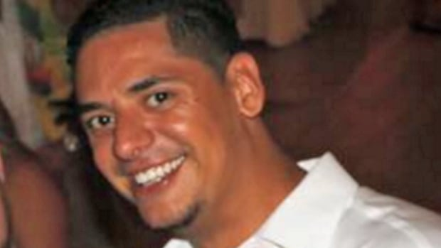 James Portuondo, 27, was one of two Toronto-area men who died Saturday when the Ferrari they were riding in crashed in Dubai.