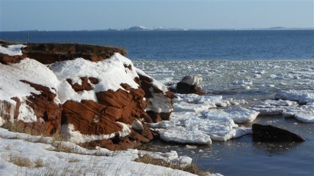 Magdalen Islands this winter