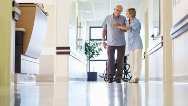 Over one third of fall-related hospitalizations among seniors were associated with a hip fracture according to 2013 data from Statistics Canada