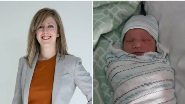 Minister Stephanie McLean made history Feb. 13 as the the first sitting Alberta MLA to give birth.