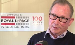 PEI Real Estate Association president Wayne Ellis.
