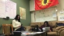 Aboriginal students Mawi'omi Centre UPEI