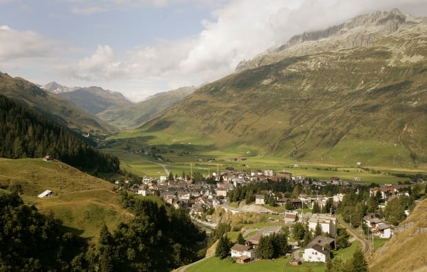 Andermatt Switzerland