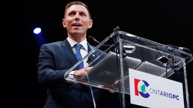 Ontario Patrick Brown PC convention