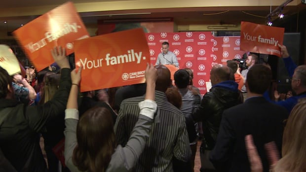 The Saskatchewan NDP kicked off their campaign at a launch party on Monday night.